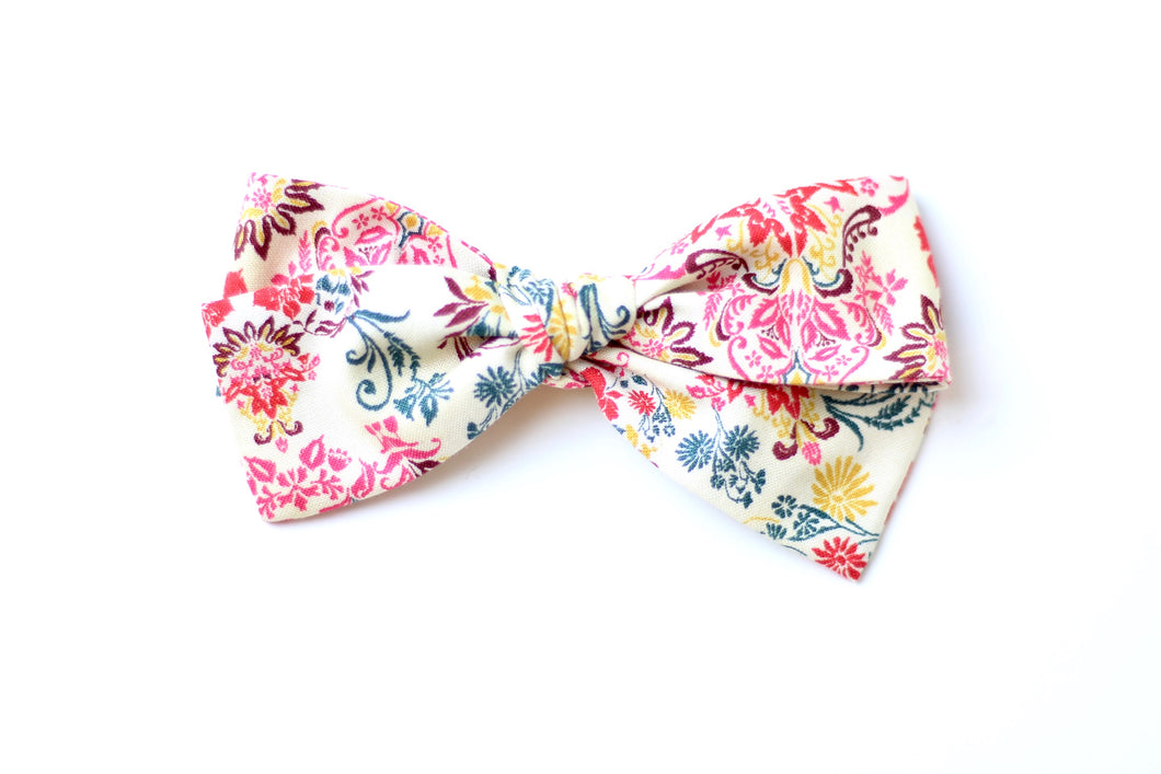 Chintz Big Bow