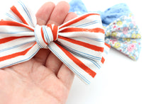 Load image into Gallery viewer, June Stripes Bow