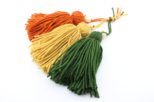 Fall Tassels SALE