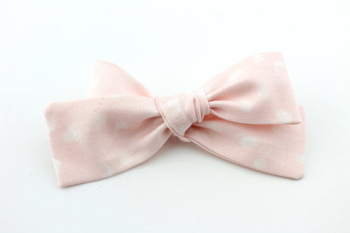 Ballet Pink Small Bow