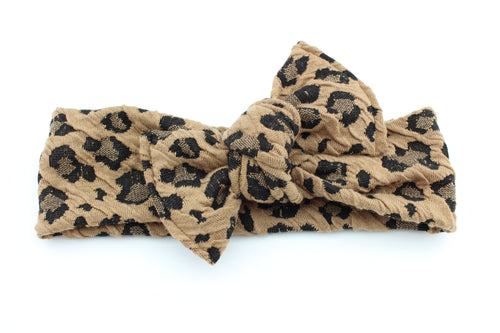 Leopard Darling Knot OS