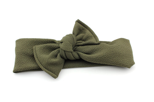 Army Green Darling Knot OS