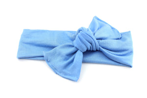 Light Blue Darling Knot OS