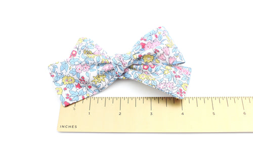 Forget Me Not Bow -SALE