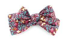 Load image into Gallery viewer, September Floral Bow SALE