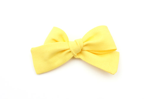 Buttercup Mini Bow