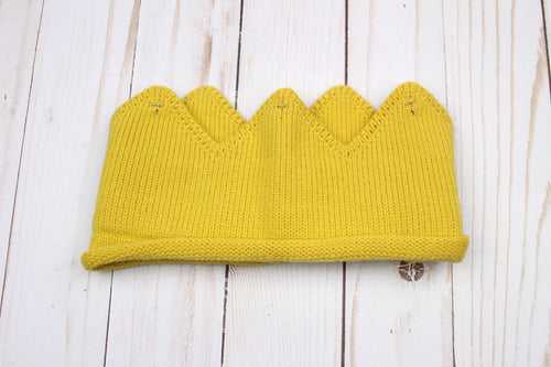 Yellow Crown