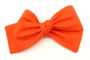 Tangerine Medium Bow