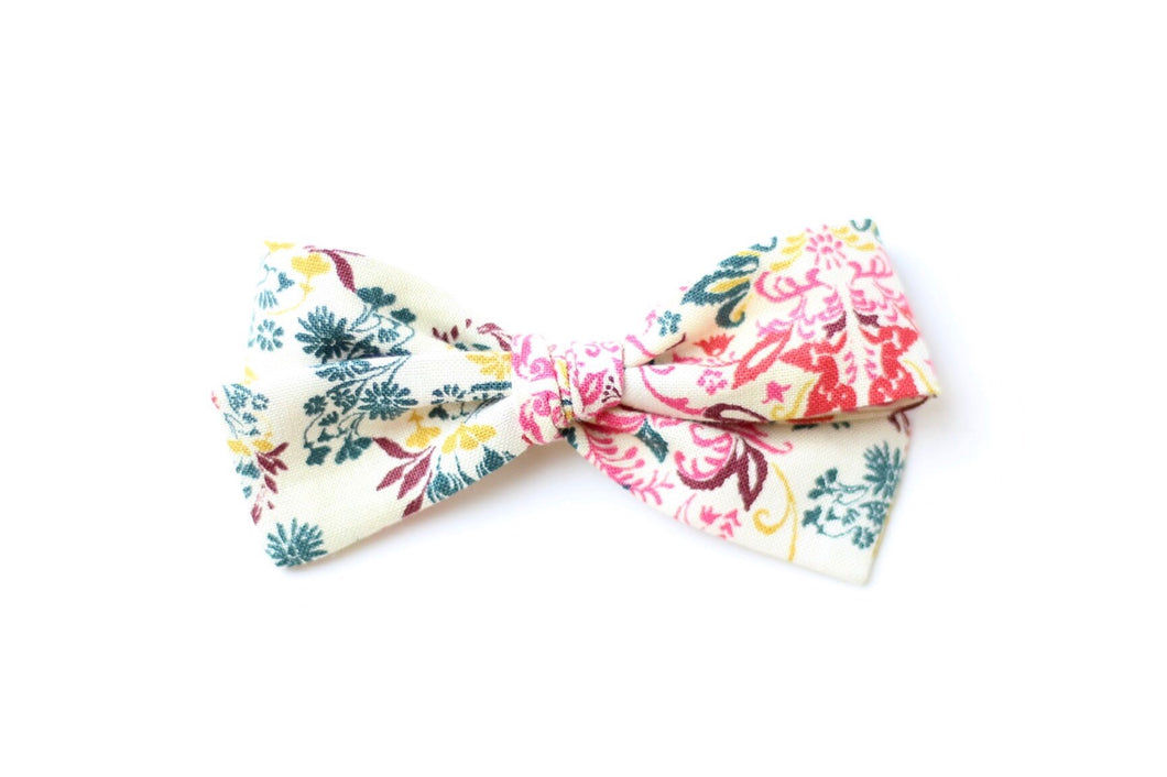 Chintz Small Bow -SALE