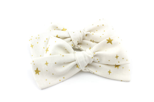 Little Stars White Pigtails