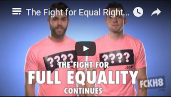 The Fight For Equality FCKH8 Video