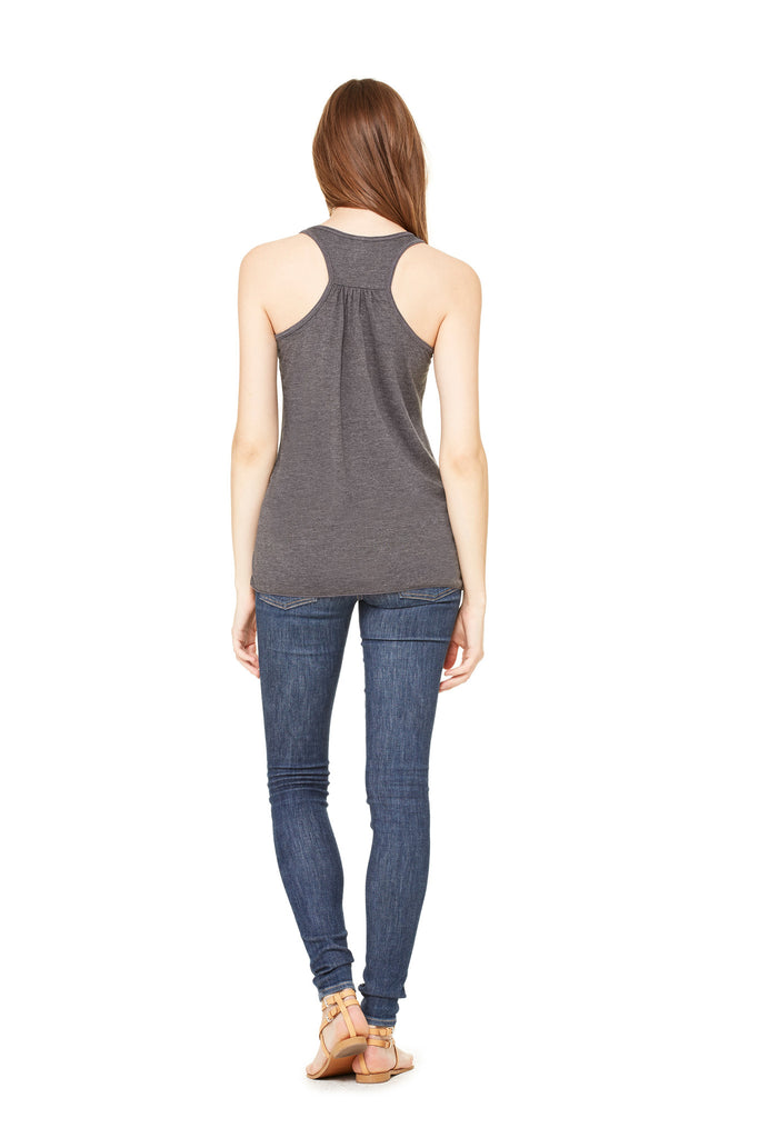 "Flowy Racerback ""Some Chicks"" Tank Top"