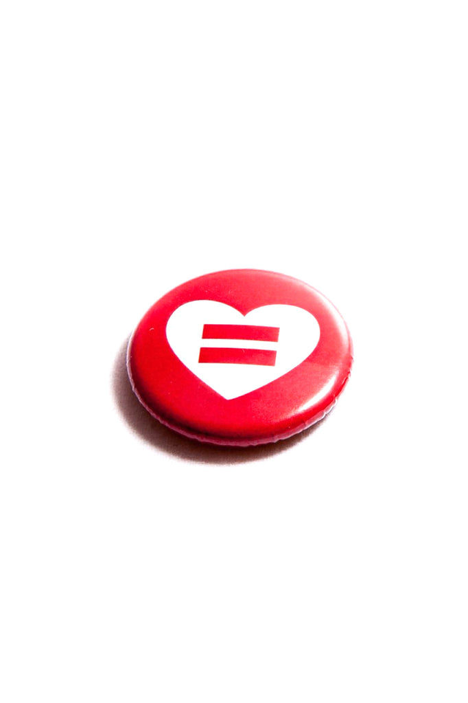 Love is Equal Mini-Button