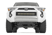 Load image into Gallery viewer, Hidden Bumper Black Series LED Light Bar Kit 30 in. Dual Row Light Bar [6] 3W High Intensity Cree LEDs 14400 Lumens 180W Incl. Mounting Brkts. Light Cover