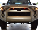 Toyota 4Runner Dot Marker Light Product Photo while on