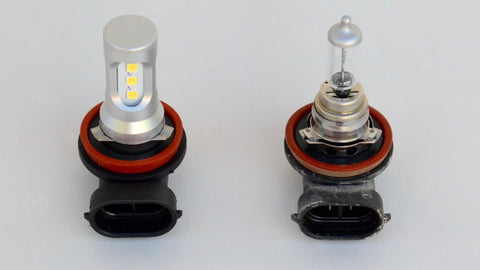 RAV4 LED Fog Light Set