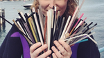 the last straw: the true cost of plastic straws