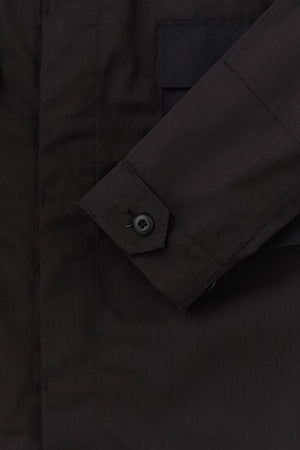 XXXL Tactical two Pocket Shirts - Black