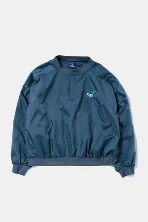5GS / Logo 90's Green Wind Shirt