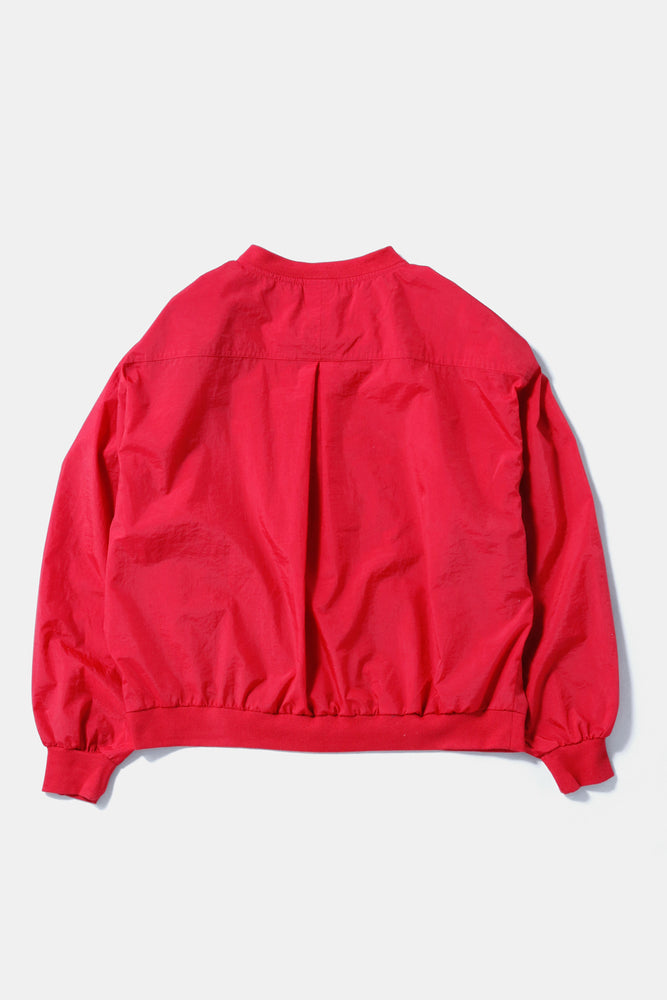 5GS / Logo 90's Red Wind Shirt