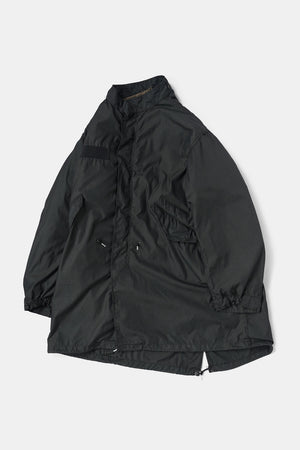 FIFTH x M-65 Fishtail Over-Dyed BLK