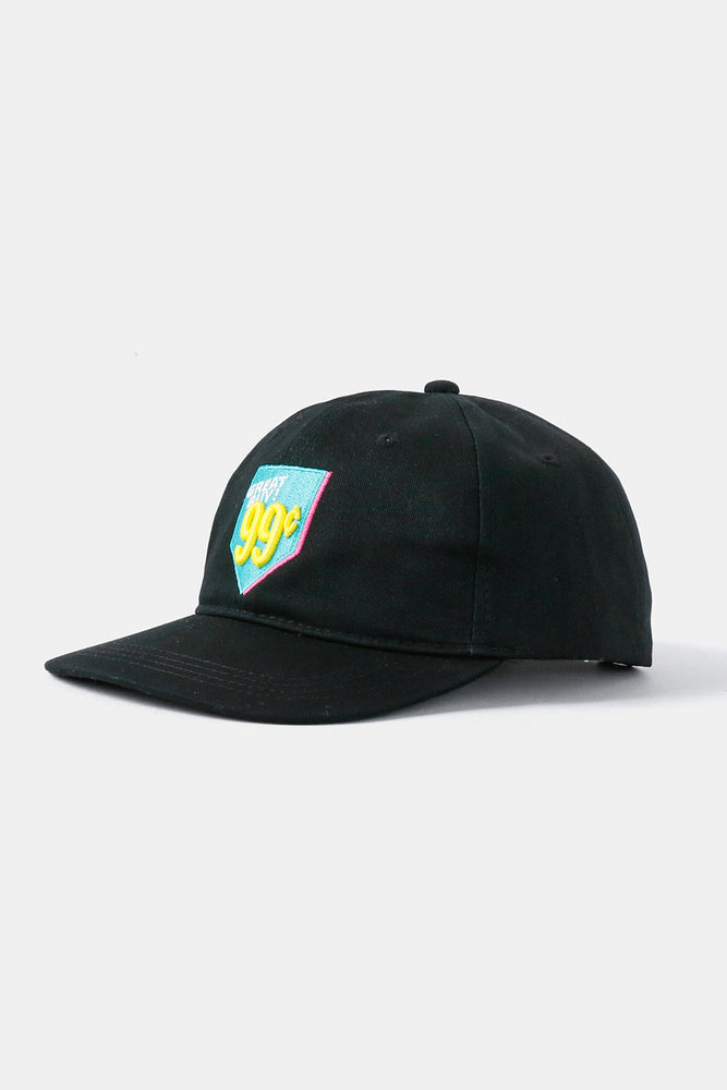 Great Buy 99 Cents Embroidered Baseball /  Black