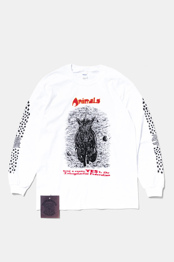 Cosmic Yes Longsleeve / Papertown Company