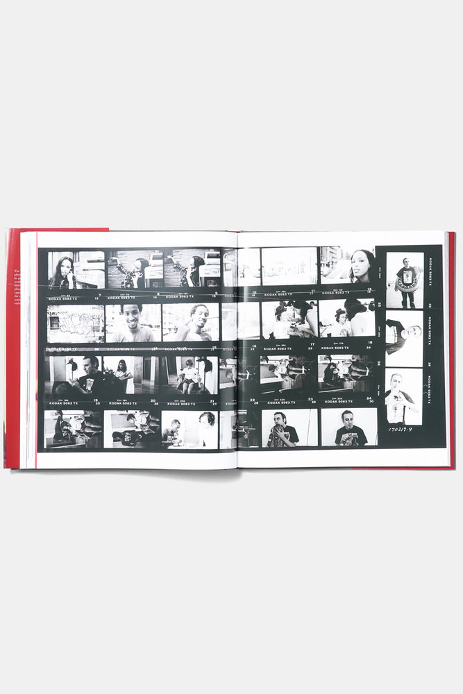 ArgueSKE 1994-1997 by Davide Sorrenti / IDEA Books