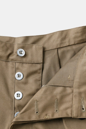US Military 2-Tack Shorts Olive
