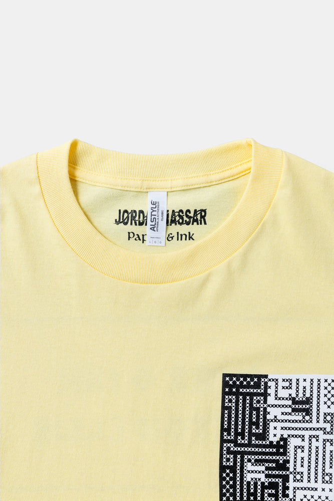 Yin Yang Tee / Jordan Nassar x Paper & Ink Cotton Club