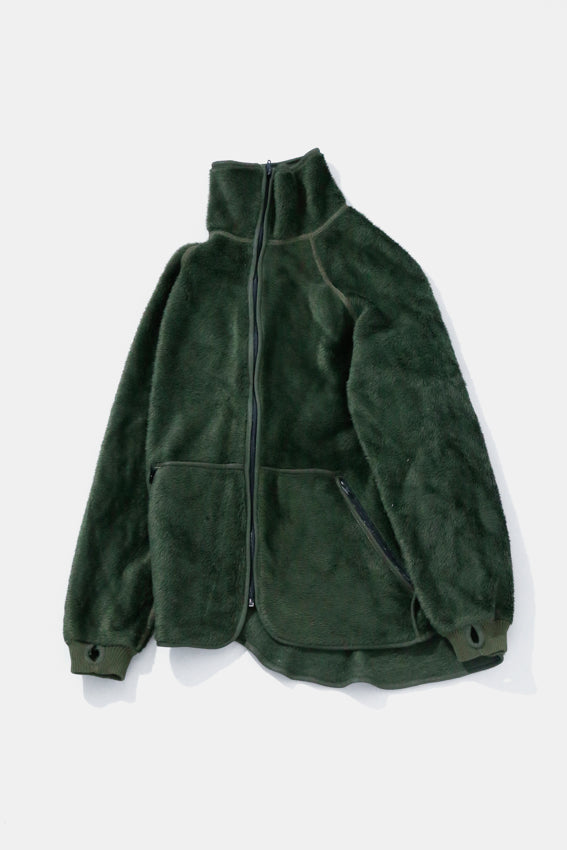 80′s Dutch Military Fleece JKT