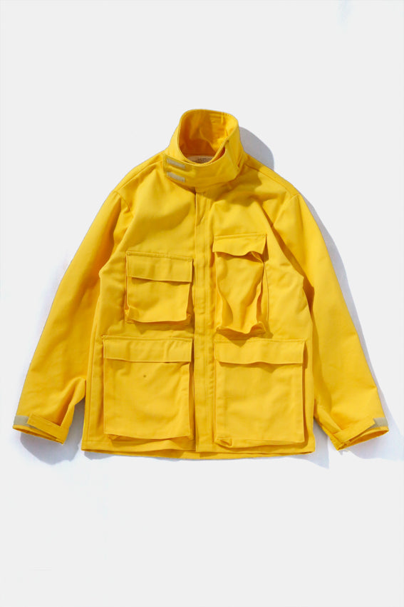 Dead Stock Fire Fighter JKT / Yellow