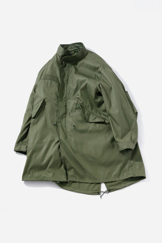 M-65 Fishtail Parka (Olive Drab) / Fifth Custom (size M)