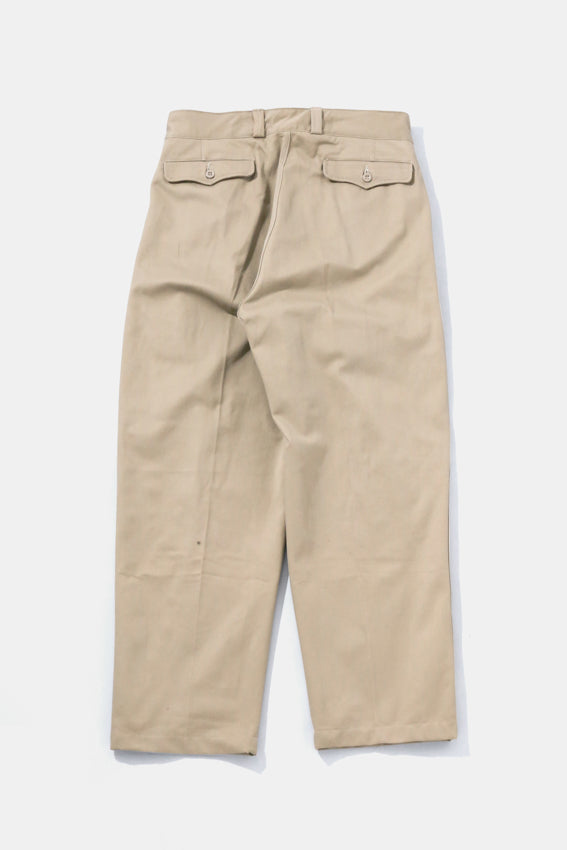 60′s French Military Chino Pants