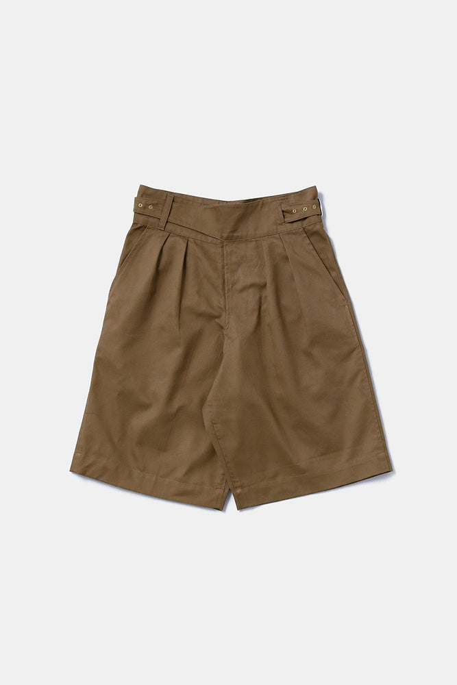 UK Gurkha Shorts Olive / Made in Pakistan