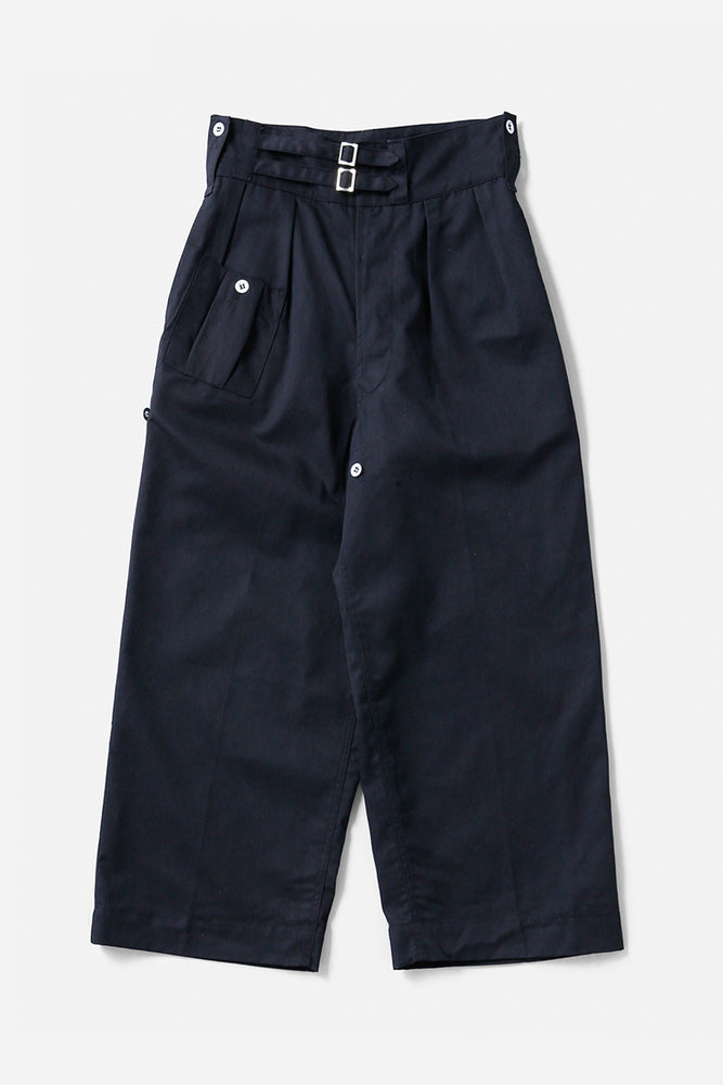 Gurkha Wide Trousers - Cotton Drill  / Made in Pakistan