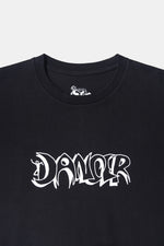 Horror Logo Tee Black / DANCER