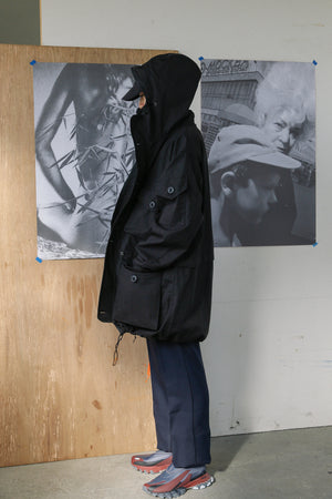 ARKTIS Military Smock JKT Light Gray