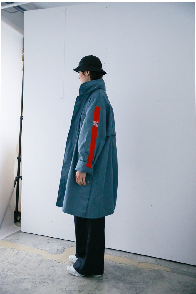 Czech Military Over Coat
