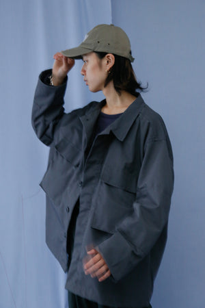 XXXL Tactical two Pocket Shirts - Urban Gray