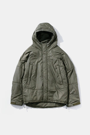 Poland Special Force Hooded JKT Khaki