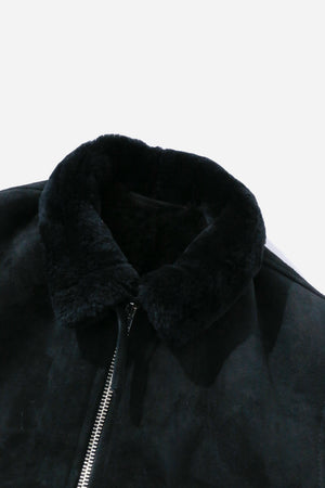Russia Mouton Fur Jacket (Back Skin)