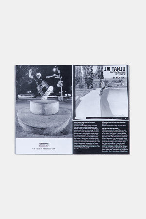 SKATE JAWN / ISSUE 26 . FEB 2015