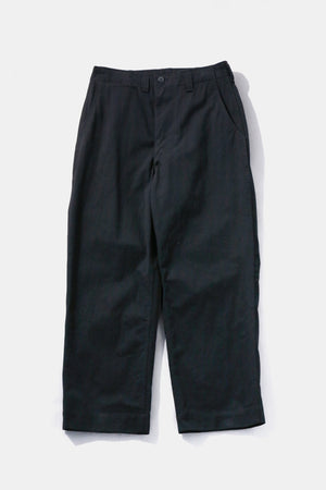 TUKI Field Trousers Black