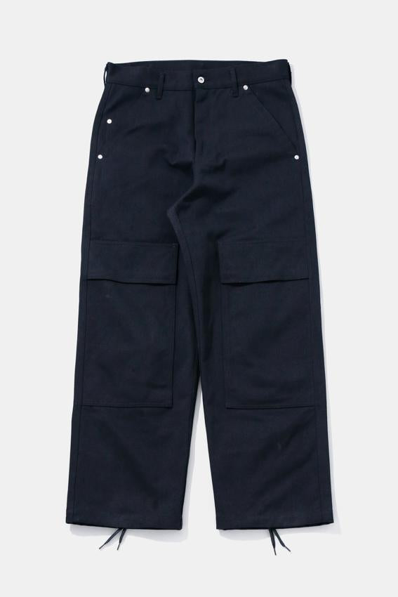 TUKI Double Knee Pants (BLK)