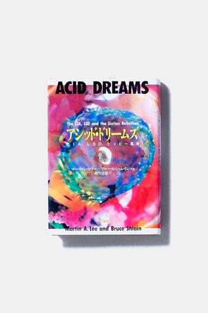 ACID DREAMS BOOK