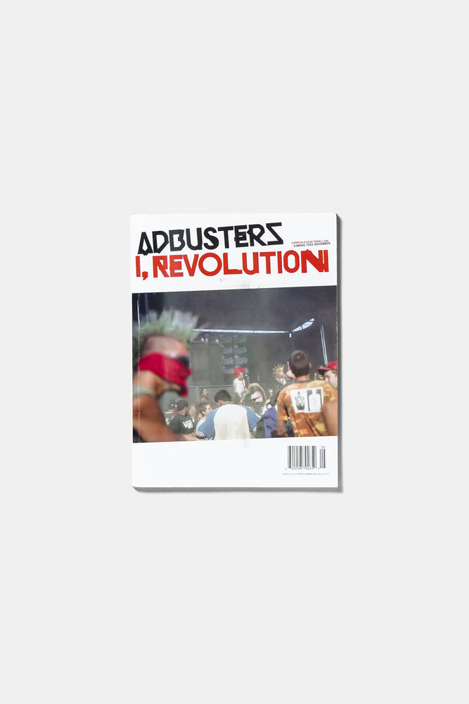 Adbusters #91: The Revoltion Issue#2