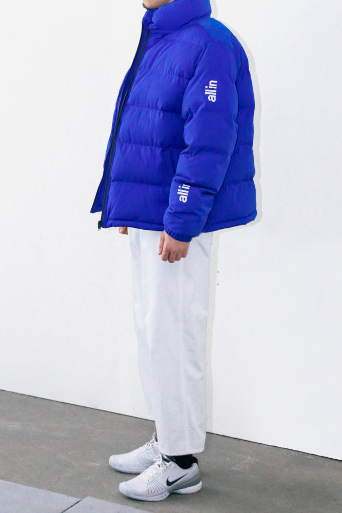 all in Puffy Jacket (BLU)