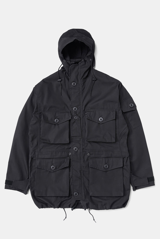 ARKTIS Military Smock JKT Black