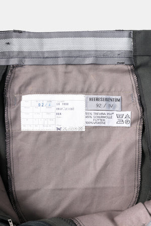 Austian Military Trousers Add a Quater Wide Custom